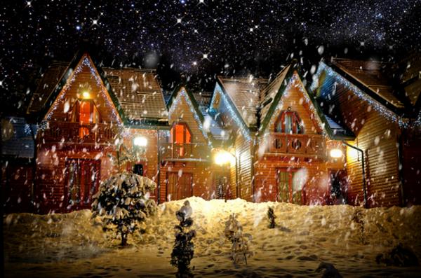 Udklip af christmas Volodymyr Burdiak  Shutterstock