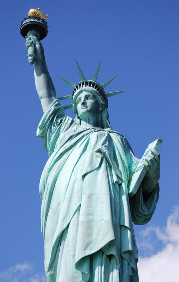 Statue of Liberty  Nathan Danks  Shutterstock