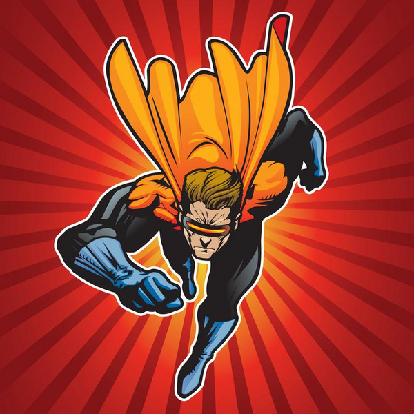 Superhero ddgrigg Scanpix