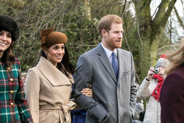 Prince Harry and Meghan Markle   Mark Jones 2017 Flickr