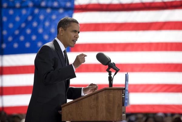 Barack Obama Joseph Sohm shutterstock 106142831