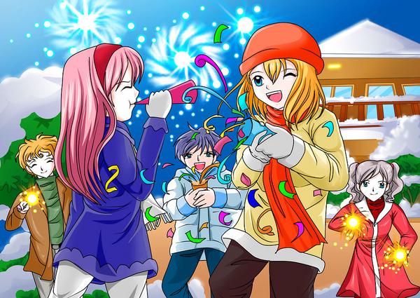 Manga children rudall30  Scanpix
